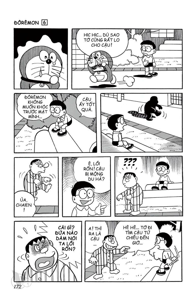 Đọc truyện tranh Doremon chap 132 -Tập cuối tạm biệt Doremon